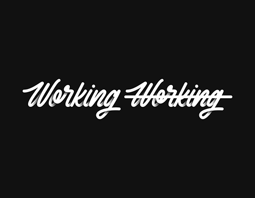 Working Not Working